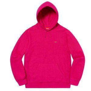 Supreme Box Logo Hooded Sweatshirt SS20 Pink